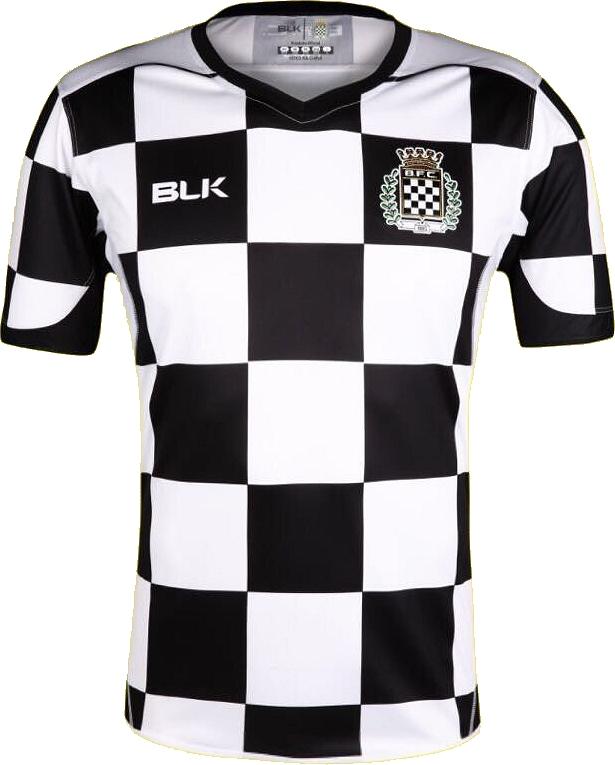 64472cfb56 BLK apresenta a nova camisa titular do Boavista - Show de Camisas