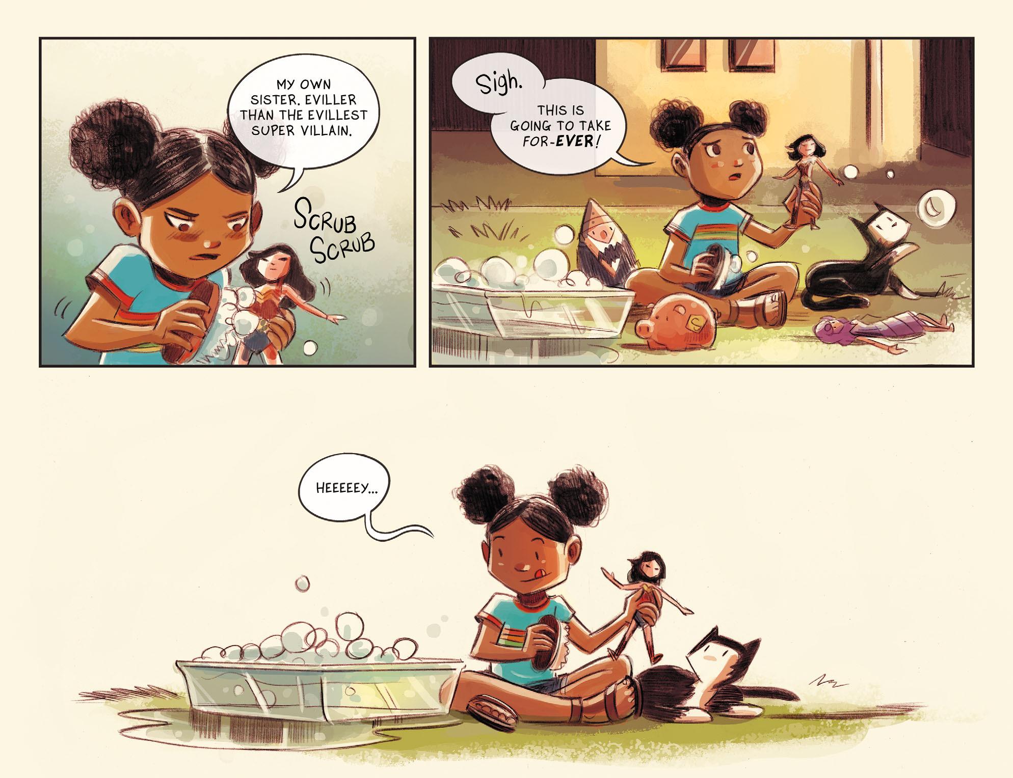 Read online Sensation Comics Featuring Wonder Woman comic -  Issue #22 - 14