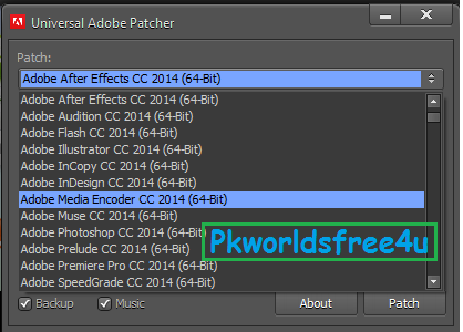 adobe patcher