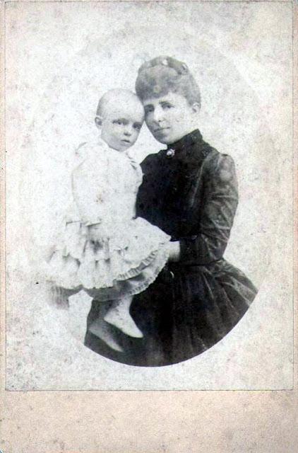 Maria Cristina y Alfonso XIII.