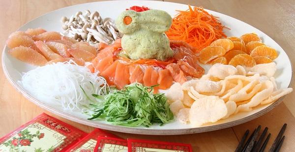 Salad Yu Sheng Spesial