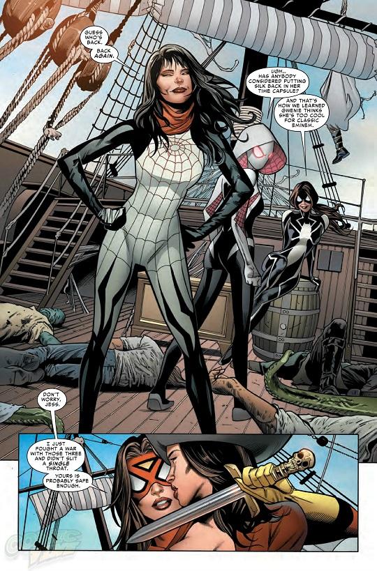 Mulher-Aranha Ps-Aranhaverso  Universo Marvel 616-5580