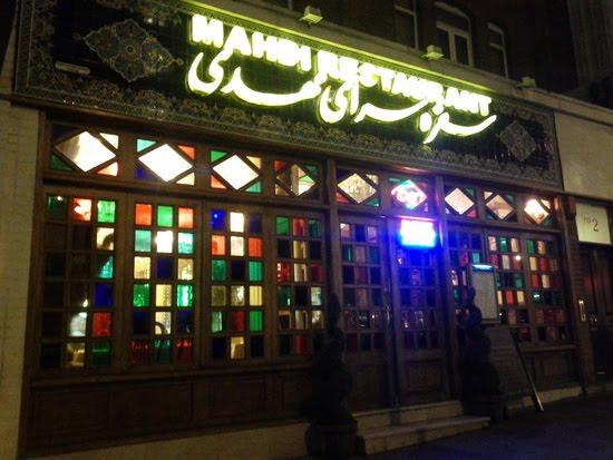 Iranian Restaurants London Tripadvisor