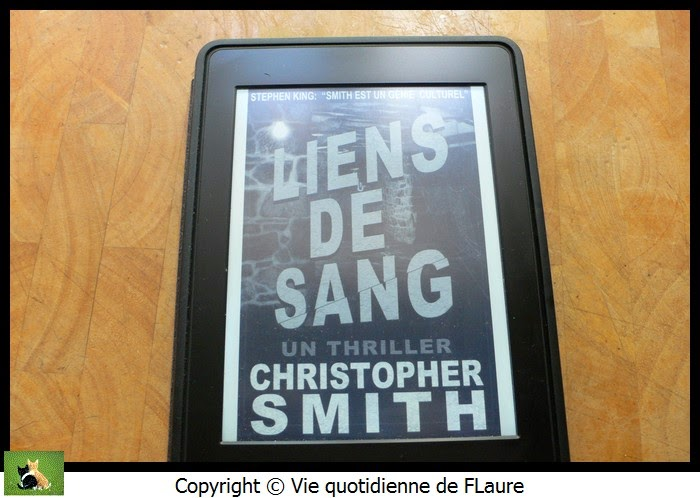 Vie quotidienne de FLaure: Liens de sang - SMITH Christopher