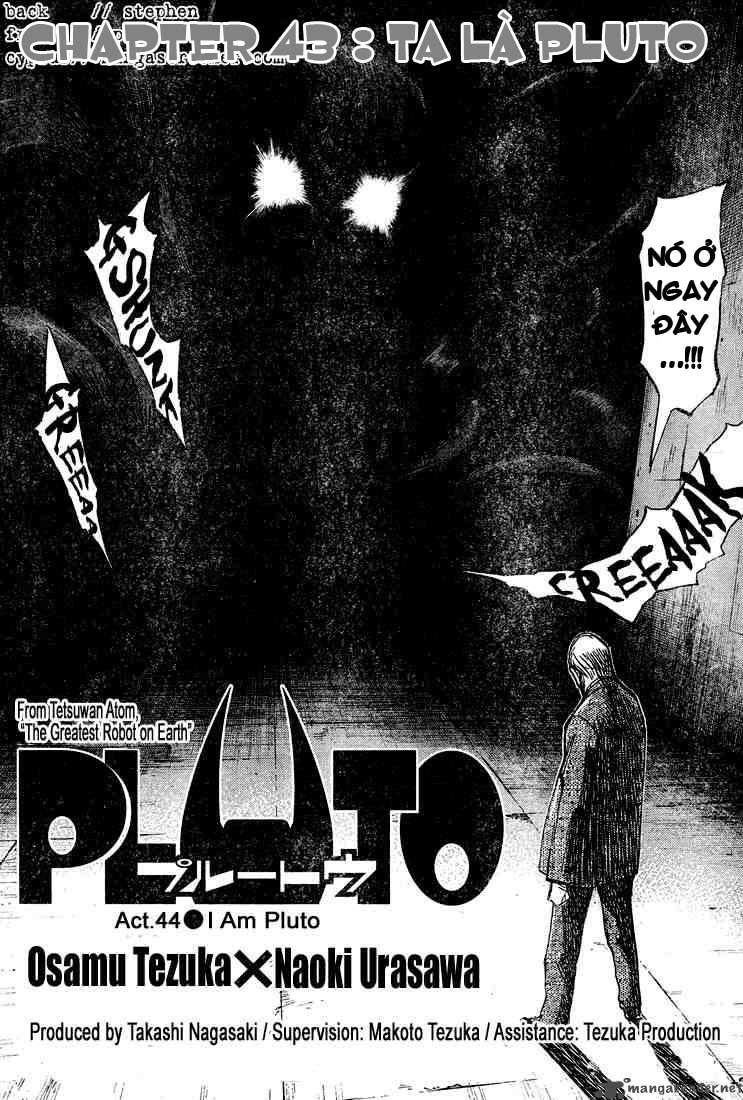 Pluto chapter 44 trang 8