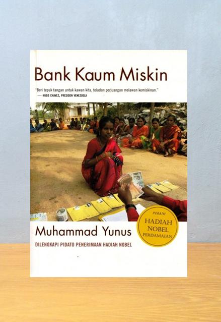 BANK KAUM MISKIN, Muhammad Yunus