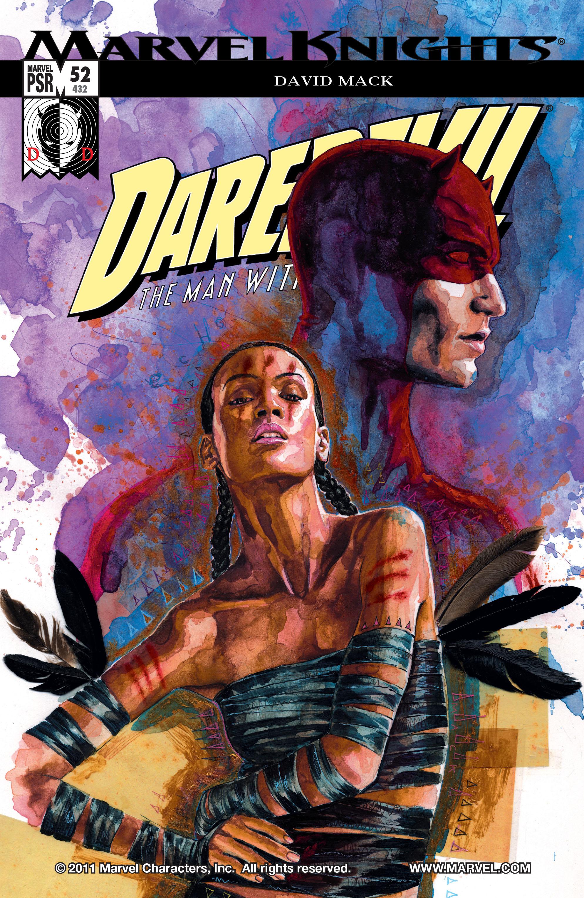 Daredevil (1998) 52 Page 1