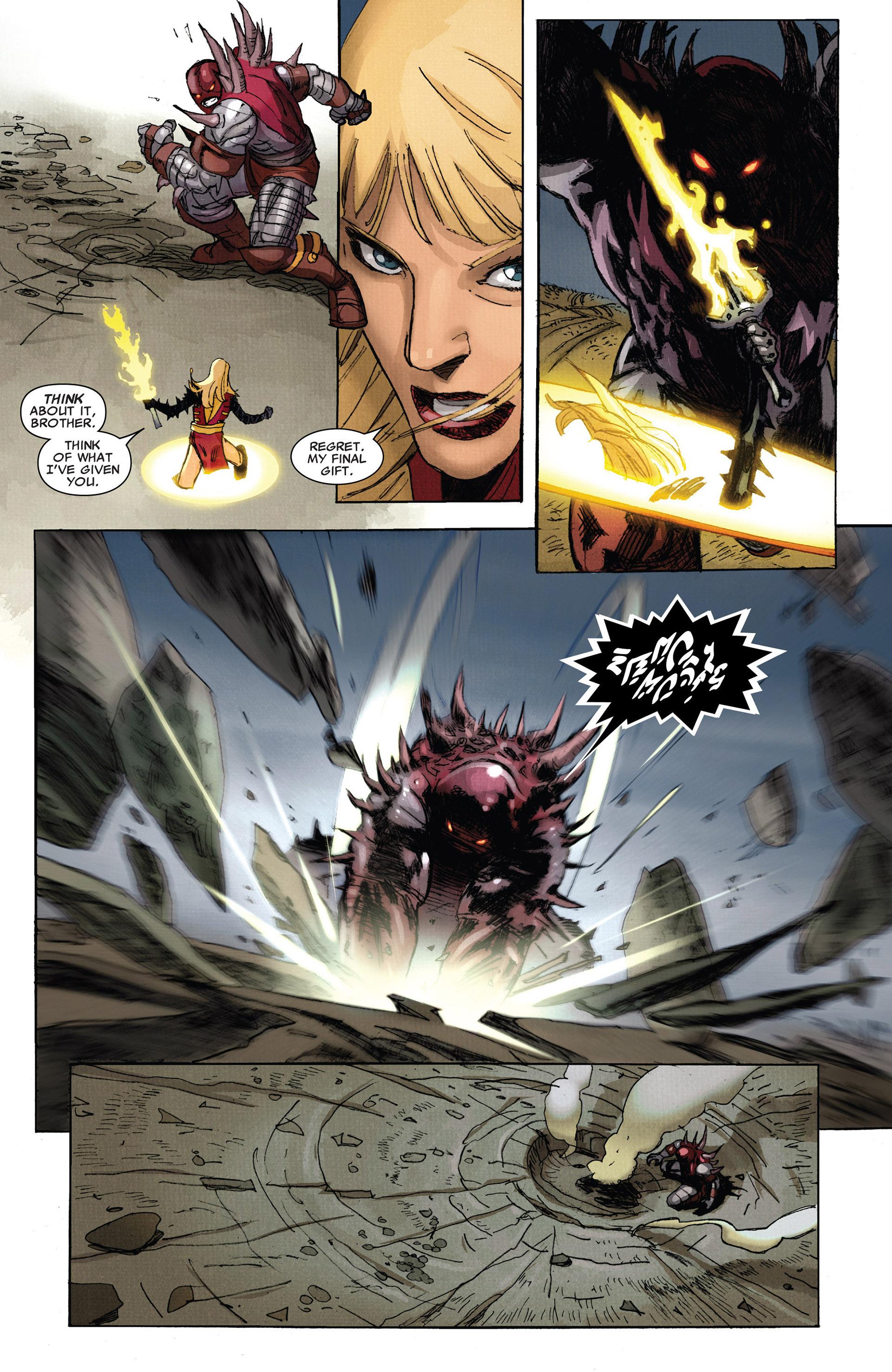 Read online Uncanny X-Men (2012) comic -  Issue #18 - 13