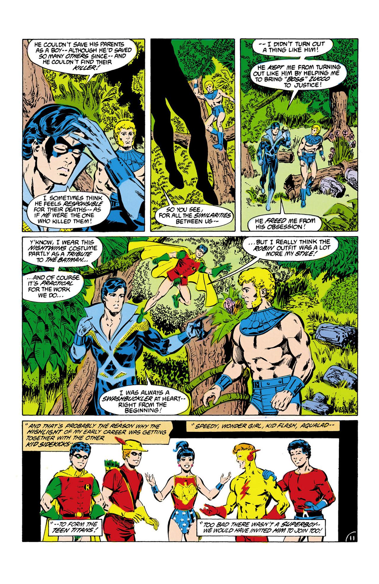 Read online Secret Origins (1986) comic -  Issue #13 - 12