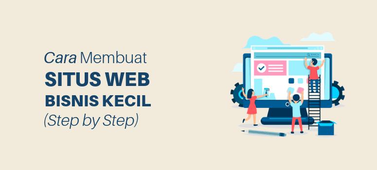Membuat Situs Web Bisnis Kecil