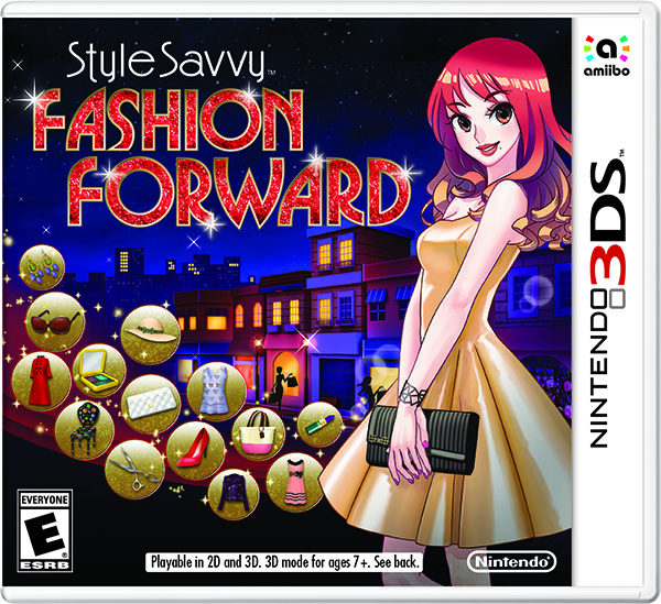 [GAMES] Style Savvy Fashion Forward (3DS/USA)