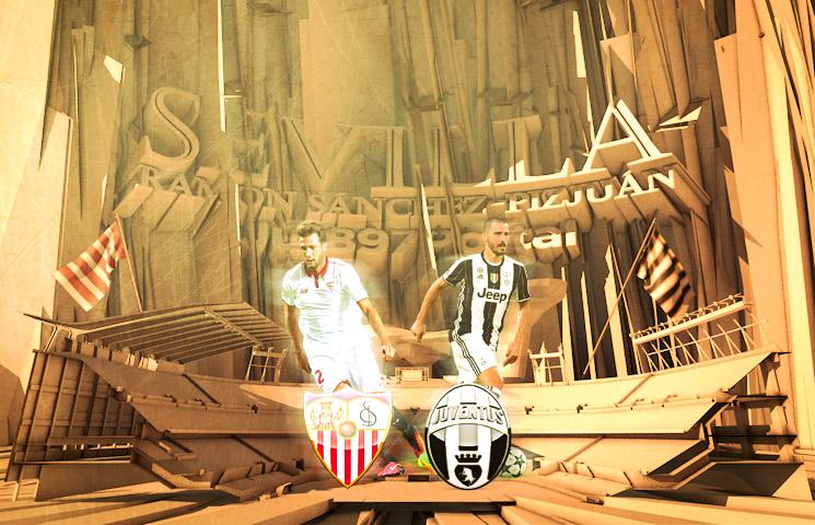 Liga prvaka 2016/17 /5. kolo /Sevilla - Juventus, utorak, 20:45h