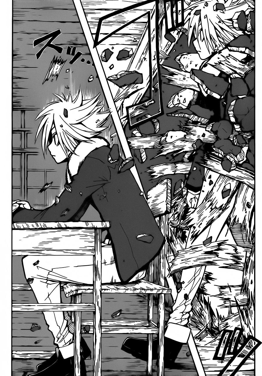 Ansatsu Kyoushitsu chap 29 trang 13