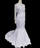 Gaun Putih 7a-006