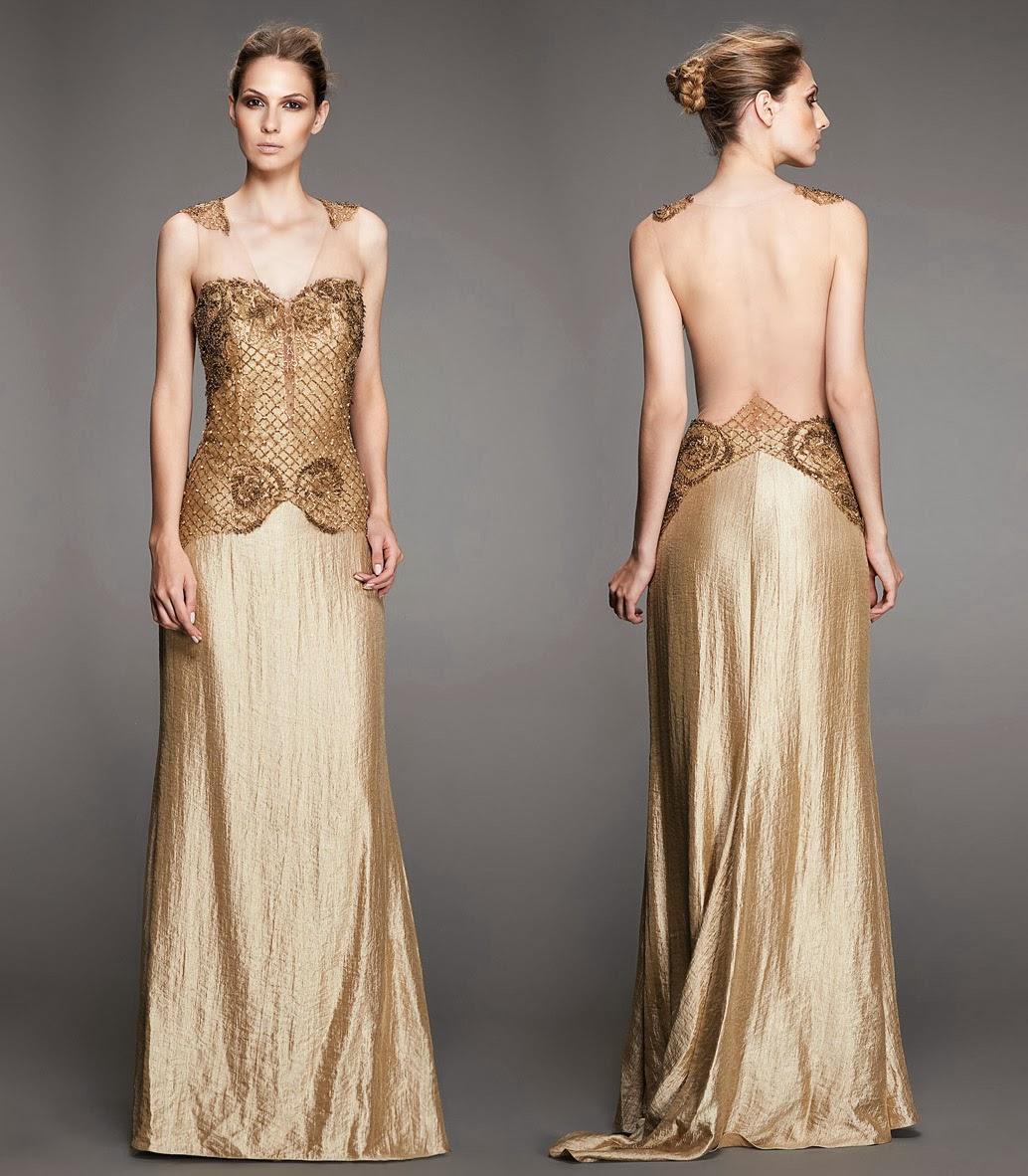 f9120b16a A Zephora Alta Costura exclusivamente, apresenta a super luxuosa coleção  Verão 2014 M.Rodarte! Vestidos de festa maravilhosos para você usar nas  mais ...