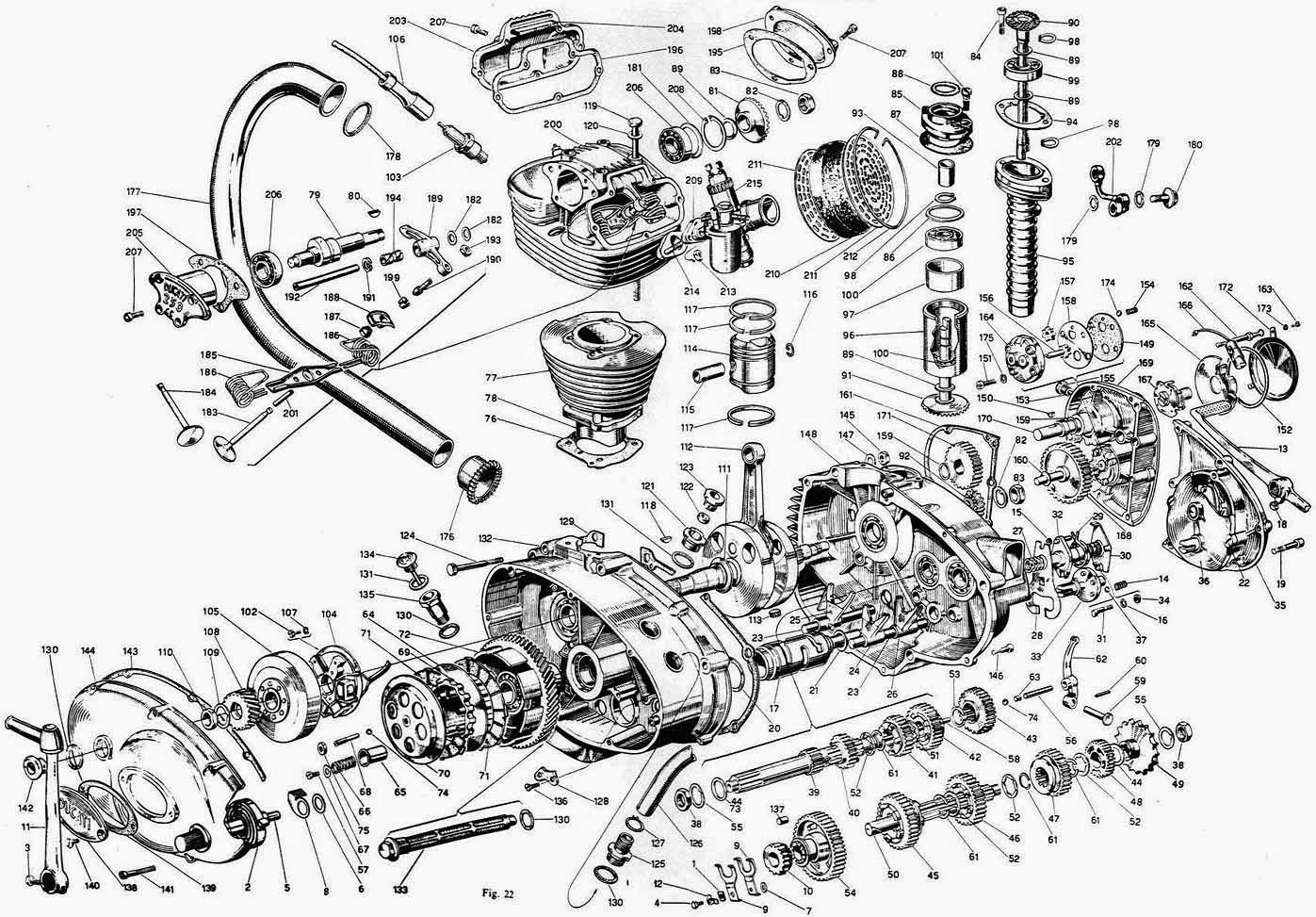 Honda tmx engine diagram honda wiring diagrams