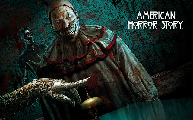 O HALLOWEEN HORROR NIGHTS DO UNIVERSAL ORLANDO JÁ ESTÁ ABERTO - American Horror Story