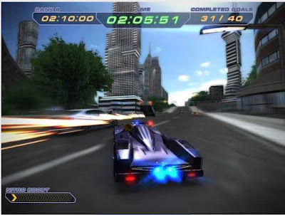 Game Mobil Polisi PC: Police Supercars Racing