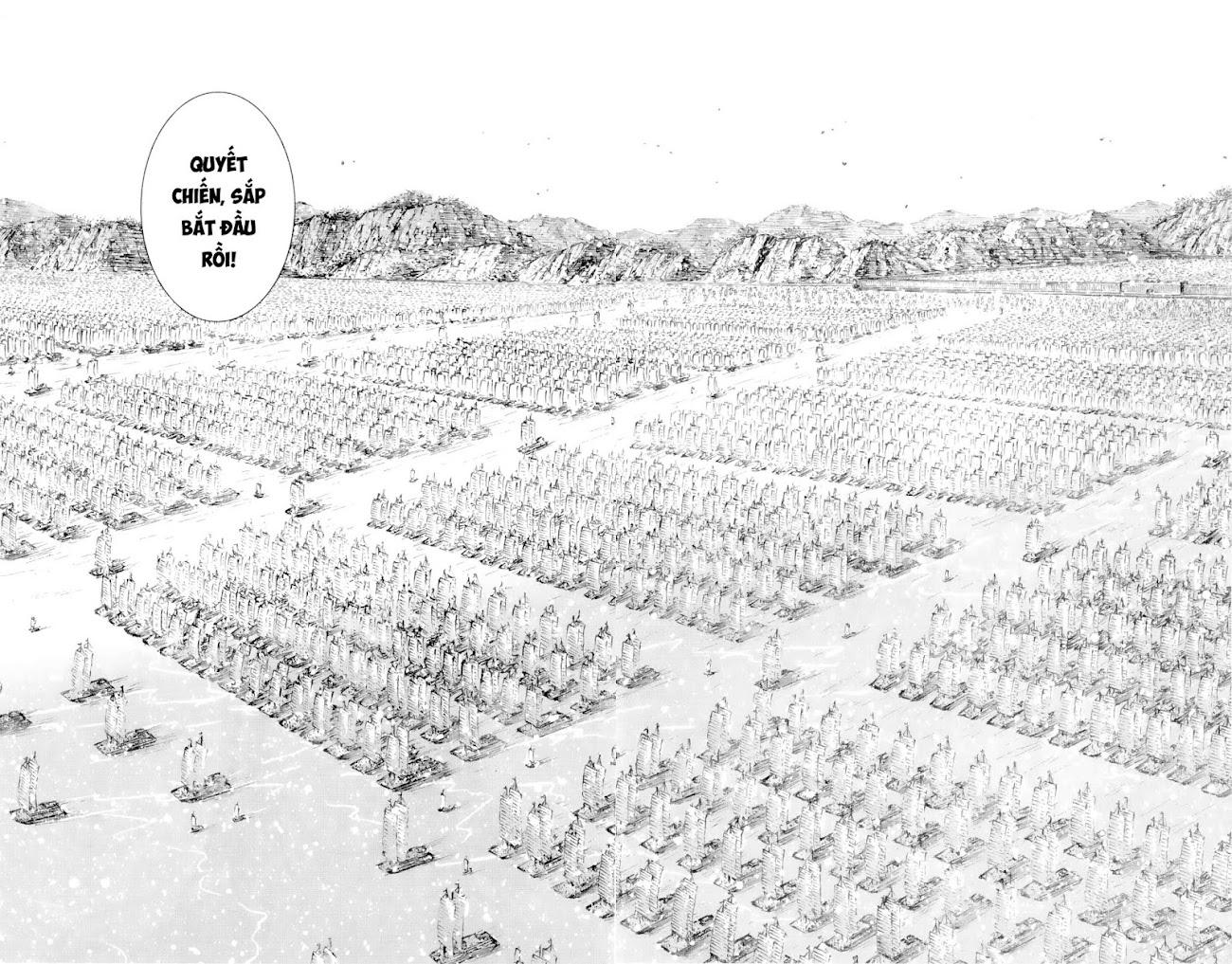 Hỏa phụng liêu nguyên Chương 411: Sơn hậu hữu sơn [Remake] trang 6