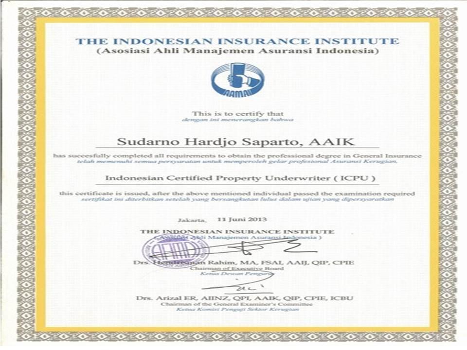 Premi Asuransi All Risk Ojk Insuranceguide