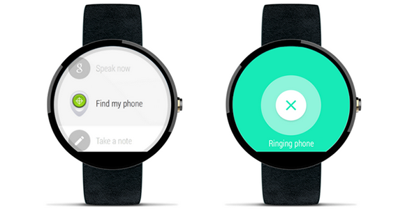 Android Device Manager arrives on Android Wear smartwatches and lets you find your phone