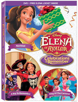 Elena Of Avalor Celebrations To Remember [Latino]