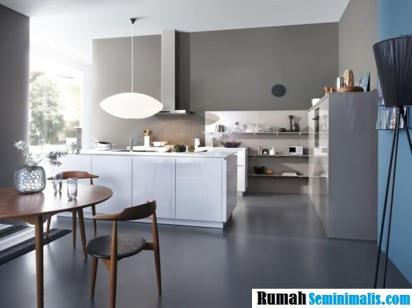 Desain Dapur Sederhana dan Minimalis