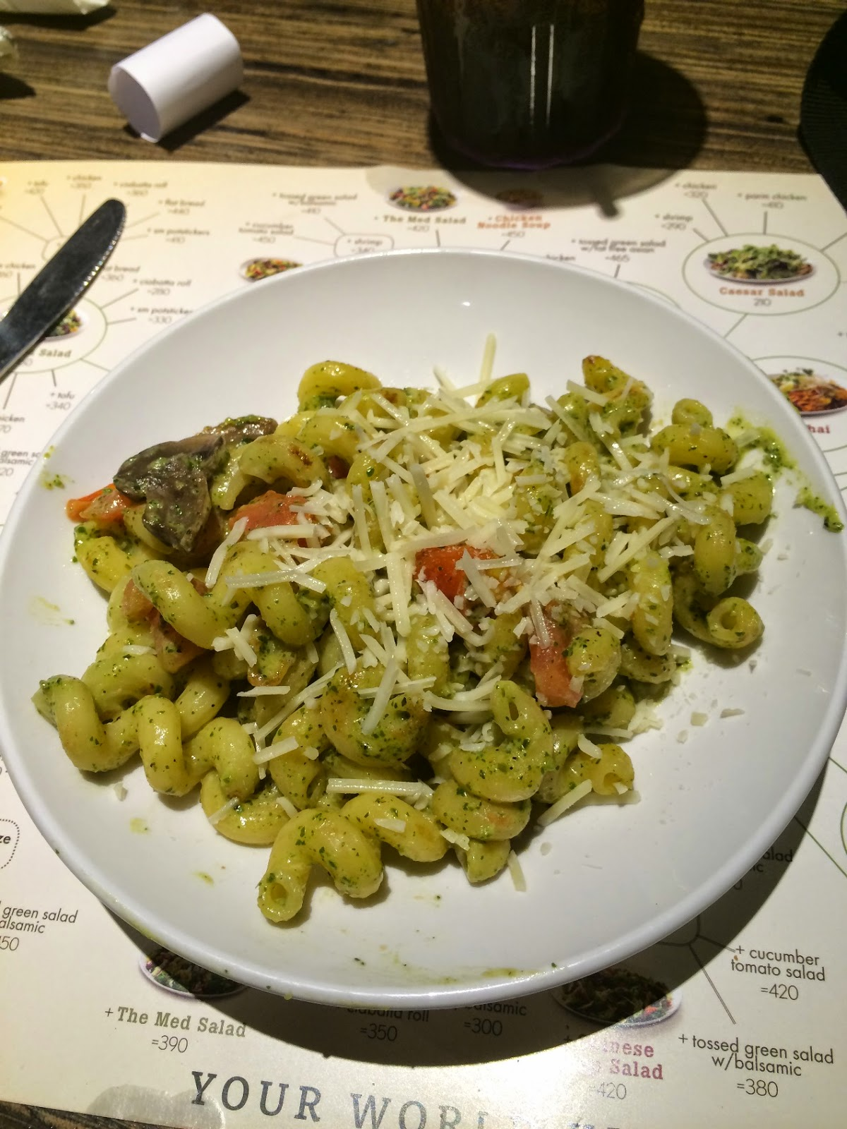 evan and lauren's cool blog 8/15/14 noodles and company
