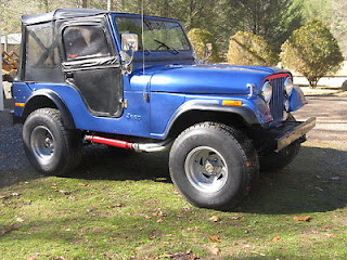 CJ5 Jeep For Sale