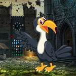 Play Games4King Toucan Escape