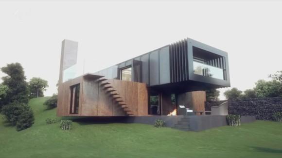 Boc: Topic Grand Designs Container Home Ireland
