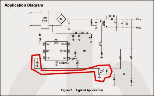 pin diode schematic diagram