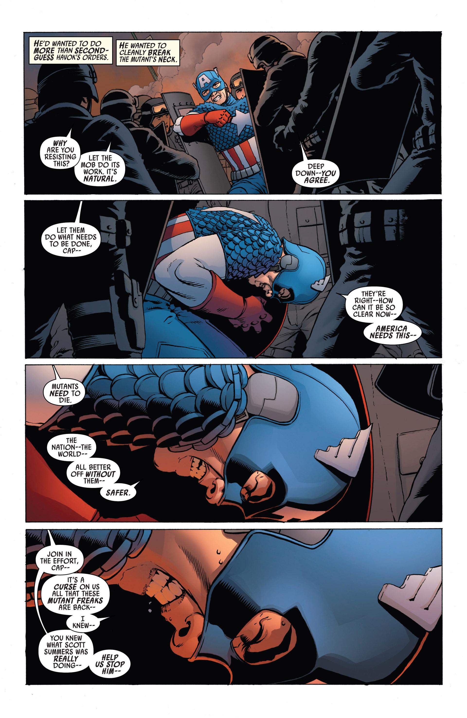 Read online Uncanny Avengers (2012) comic -  Issue #3 - 14