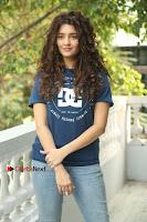 Actress Rithika Sing Latest Pos in Denim Jeans at Guru Movie Interview  0012.JPG