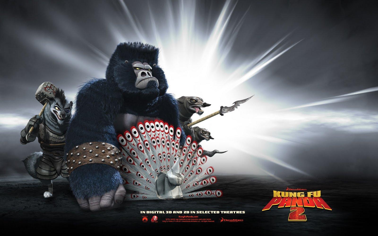 Trololo blogg hd wallpapers kung fu panda 2 - Kung fu panda wallpaper ...