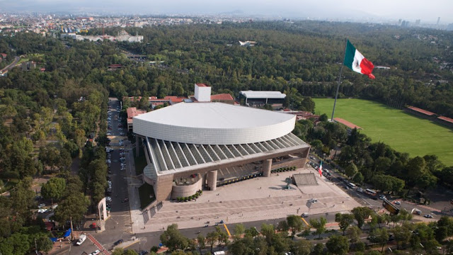 Auditorio Nacional, México