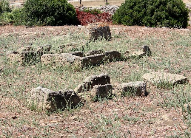 Necrópolis de Baelo Claudia