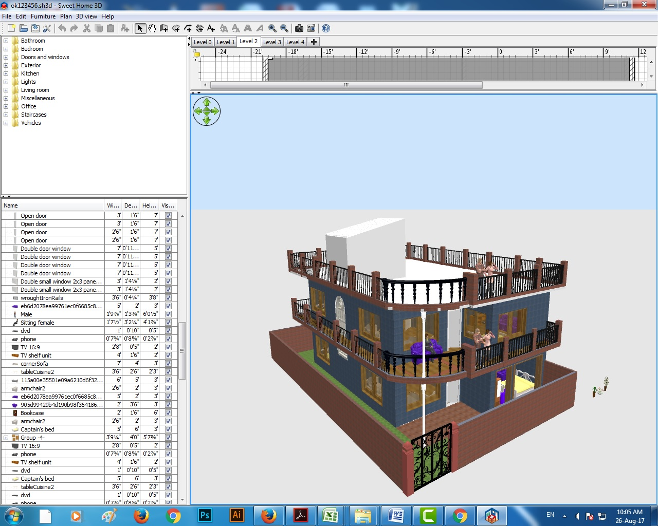 More than 1244 downloads this month. How To Download And Install Sweet Home 3d Free Software Sweet Home 3d 6 0 Multilingual Ms 3d Designer