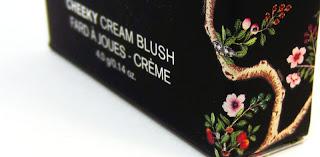 Butter London • Cheeks Cream Blush Naughty Bisquit