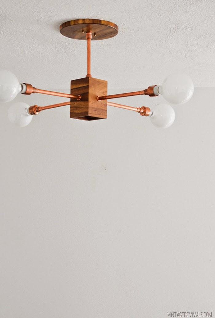 Driftwood lamps ikea hackers ikea hackers - 20 Brilliant Diy Lighting Projects Poppytalk Bloglovin