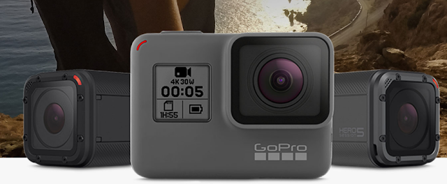 GoPro Hero5 4k camera affordable price
