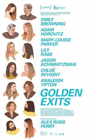 Golden Exits (2018)