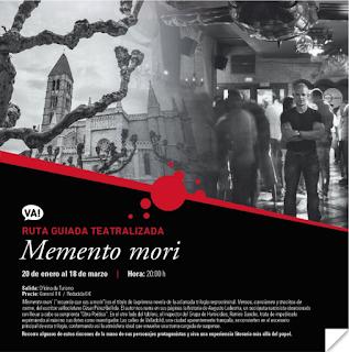 Visitas literarias, Valladolid, Pérez Gellida