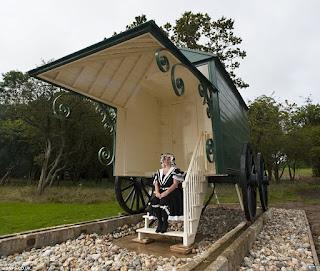 Купальная машина королевы Виктории
