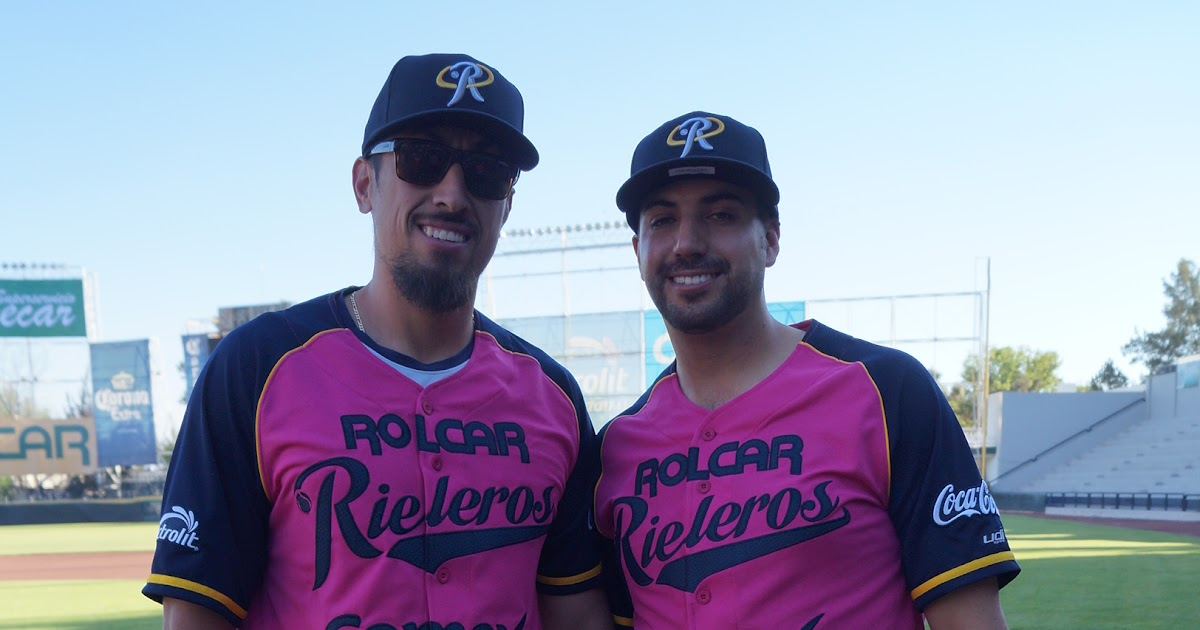 Nuevos uniformes para 2018 de los Rieleros de Aguascalientes  b617e50cde0