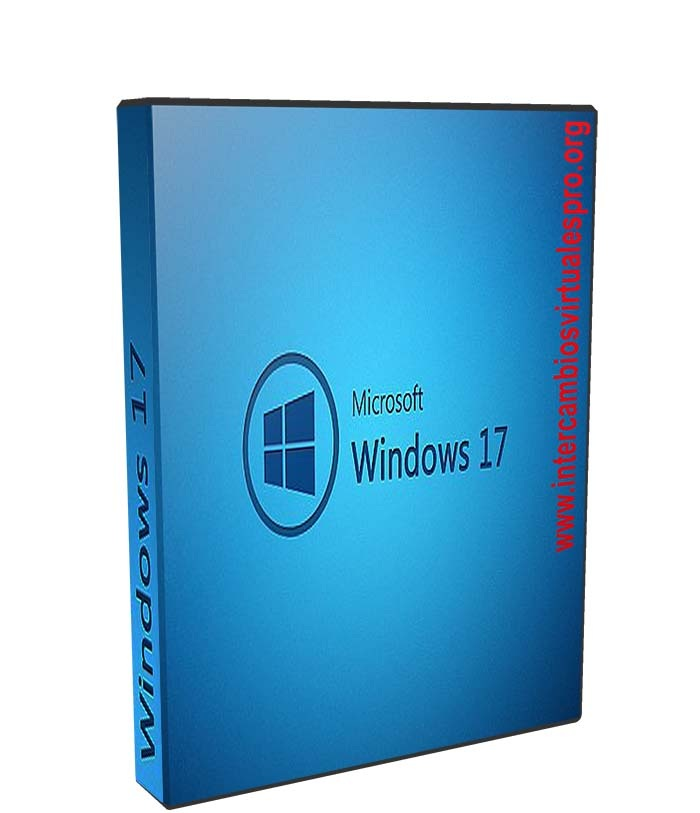 Windows 10 Pro Windows 17 v1703 Build 15063 poster box cover