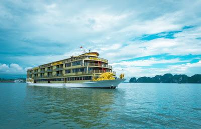 golden cruise halong 2 days 1  night
