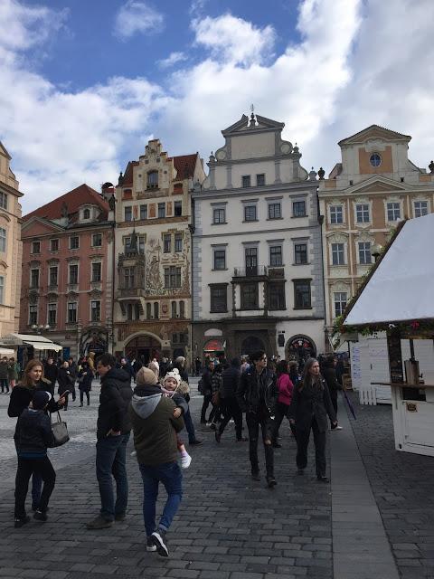 Praga con bambini