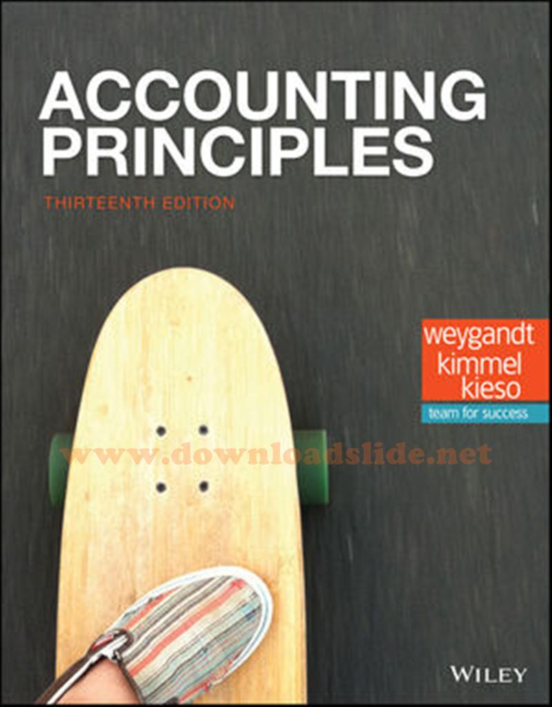 Download slide accounting principles 13th edition by kieso weygandt download slide accounting principles 13th edition by kieso weygandt kimmel fandeluxe Gallery