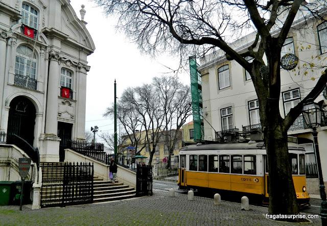Lisboa, Portugal, Igreja de Santo Antônio